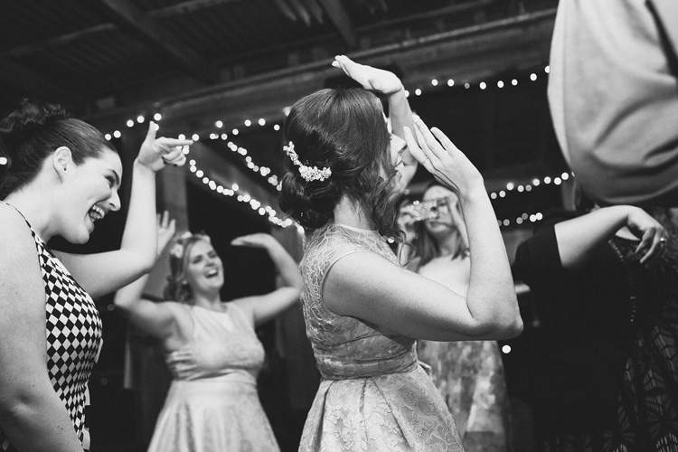 bride dancing camden wedding
