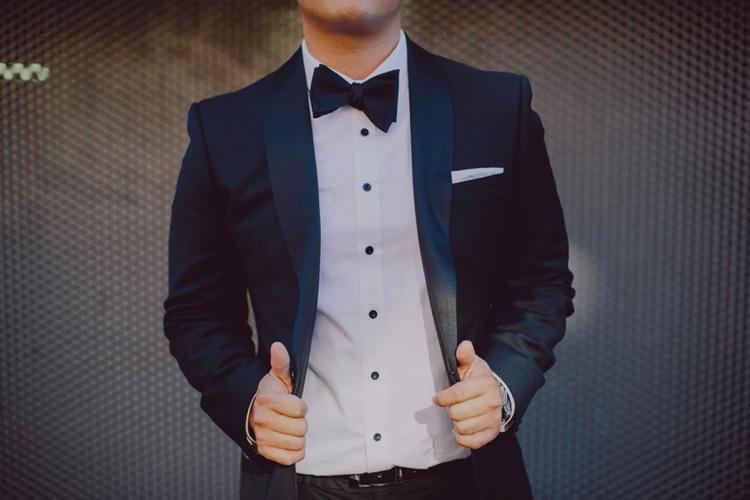 sydney tuxedo wedding