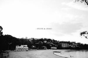 Sylvie + Craig – Slideshow Title