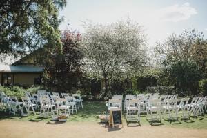 Belgenny Farm Wedding ceremony
