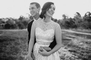 belgenny bride groom laughing