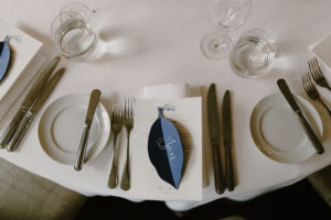 dunbar house table setting