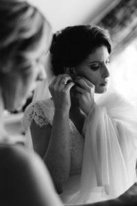 elegant bride earrings