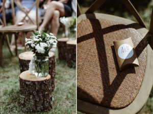 blue mountains wedding details