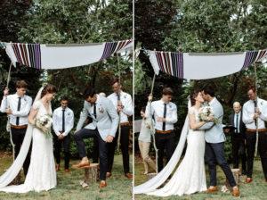 smashing glass jewish wedding