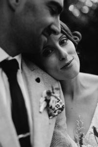 mesmerising bridal portrait
