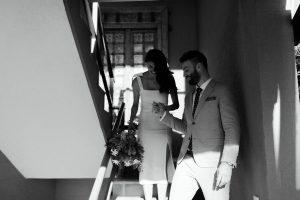 Intimate Newport Wedding C+AJ
