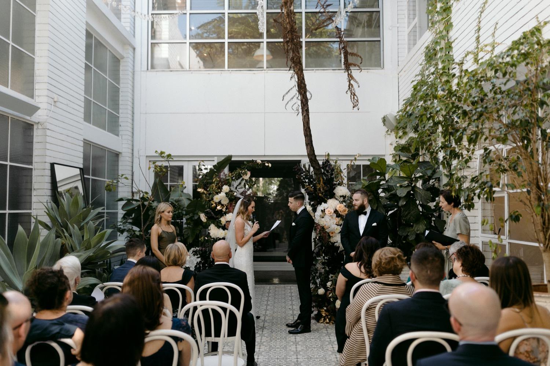 minimalist event spaces sydney