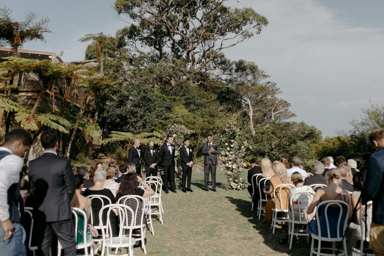 gunners barracks lawn wedding