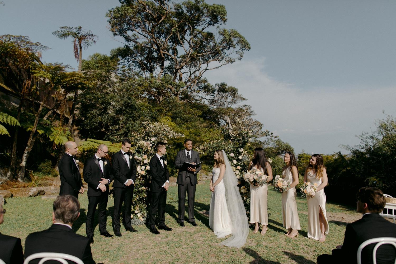 gunners barracks wedding sydey
