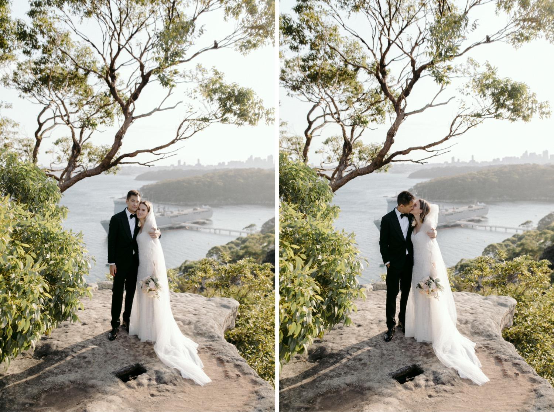 creative sydney wedding photographer