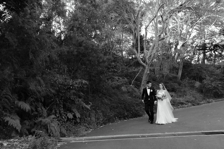 romantic walk around mosman